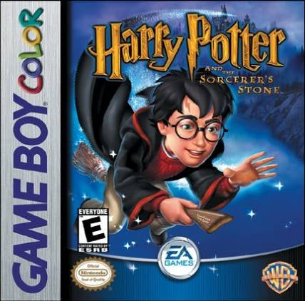Harry Potter and the Sorcerer's Stone - GBC (Pre-owned)