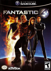 Fantastic 4 - Gamecube (Pre-owned)
