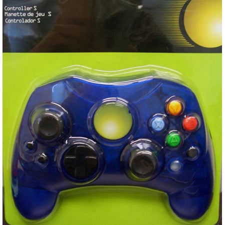CTRL CONTROLLER WIRED S TYPE BLUE [TTX TECH] XBOX