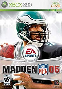 Madden 2006 - Xbox 360 (Pre-owned)