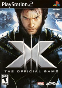 X-Men: The Official Game - PS2 (Pre-owned)