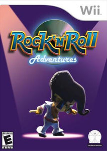 Rock n Roll Adventures - Wii