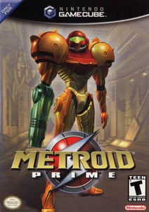 Metroid Prime - Gamecube (Pre-owned)