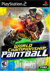 World Championship Paintball - PS2 (Pre-owned)