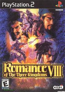 Romance of the Three Kingdoms VIII - PS2 (Pre-owned)