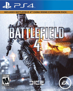 Battlefield 4 - PS4 (Pre-owned)