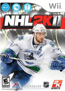 NHL 2K11 - Wii (Pre-owned)