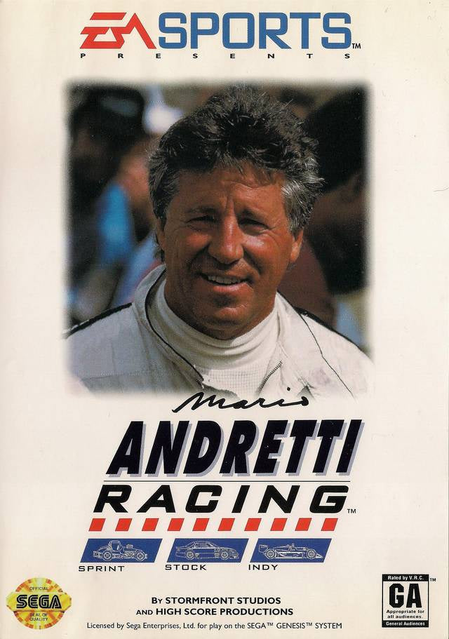 Mario Andretti Racing - Genesis (Pre-owned)