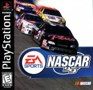 NASCAR 99 - PS1 (Pre-owned)