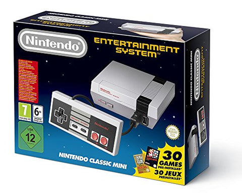 Nintendo Entertainment System: NES Classic Mini Edition European Version