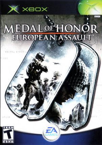 Medal of Honor European Assault - Xbox (Pre-owned)