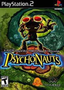 Psychonauts - PS2 (Pre-owned)