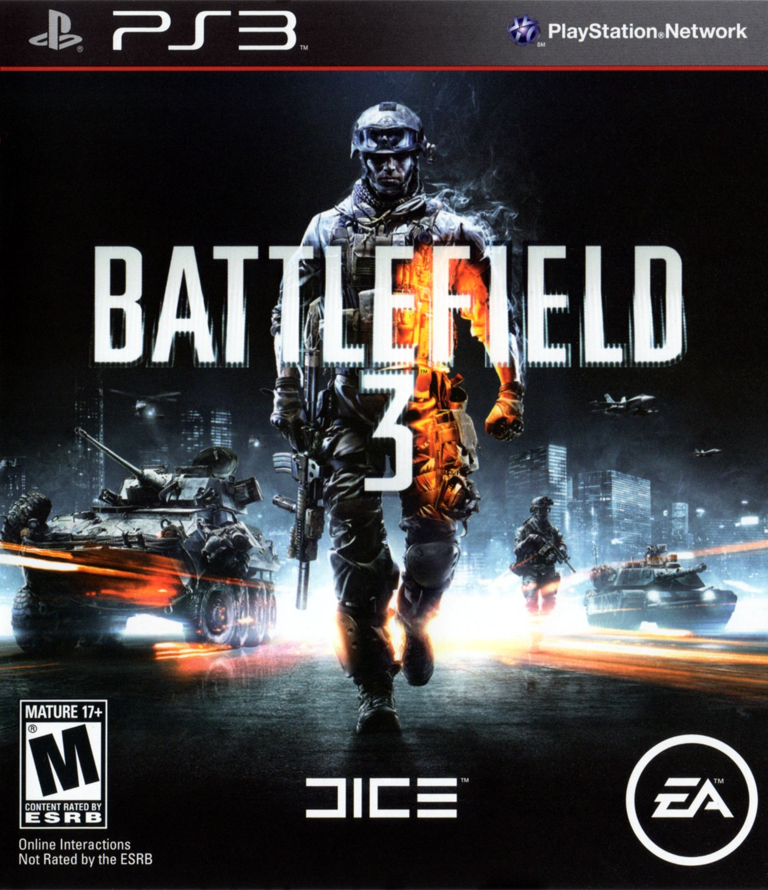 Battlefield 3 - PS3 (Pre-owned)