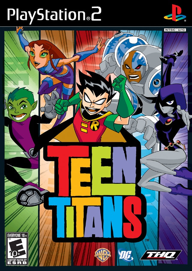 Teen Titans - PS2 (Pre-owned)