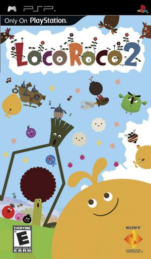 LOCO ROCO 2 - PSP (Pre-owned)