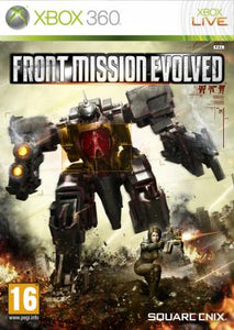 Front Mission Evolved - Xbox 360 (Pre-owned)