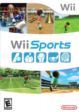Wii Sports (Sleeved) - Wii (Pre-owned)