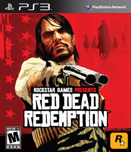 Red Dead Redemption - PS3 (Pre-owned)