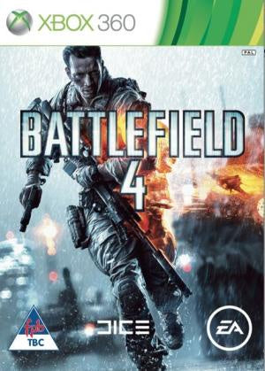 Battlefield 4 - Xbox 360 (Pre-owned)