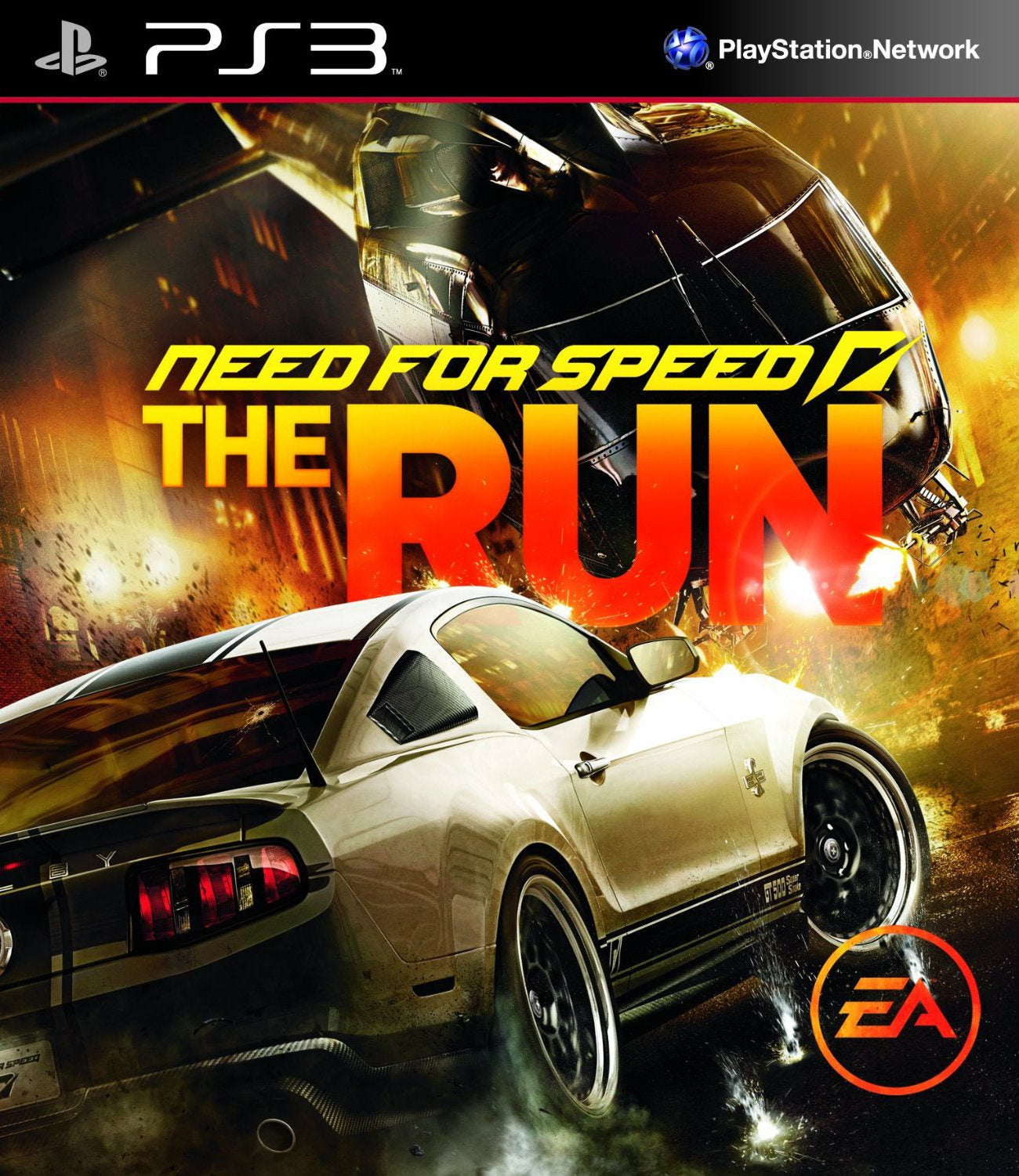 Need For Speed: The Run - PS3 (Pre-owned)