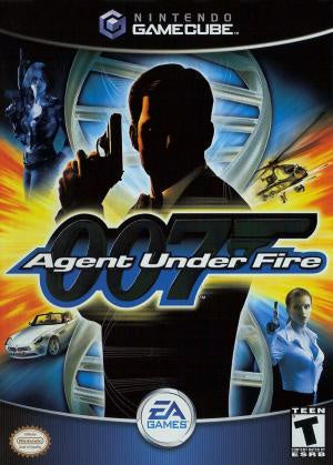 Agent Under Fire - Gamecube (Pre-owned)