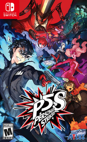 Persona 5 Strikers - Switch