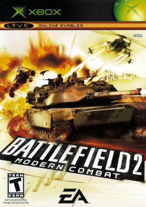Battlefield 2 Modern Combat - Xbox (Pre-owned)