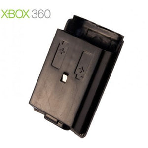 Xbox 360 Controller Replacement Battery Cover (Black) M05092-BK-XB360 3rd Party