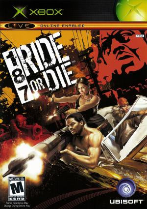 187 Ride or Die - Xbox (Pre-owned)
