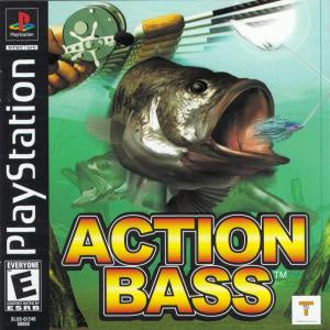 Action Bass - PS1 (Pre-owned)