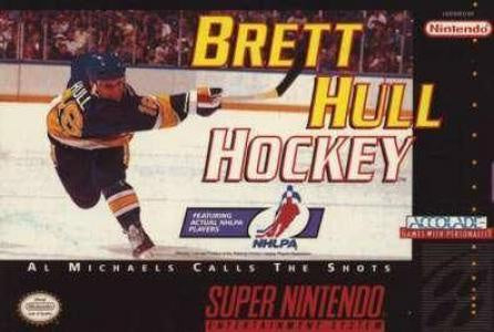 Brett Hull Hockey - SNES (Pre-owned)