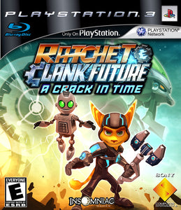 Ratchet and Clank Future: A Crack in Time - PS3 (Pre-owned)