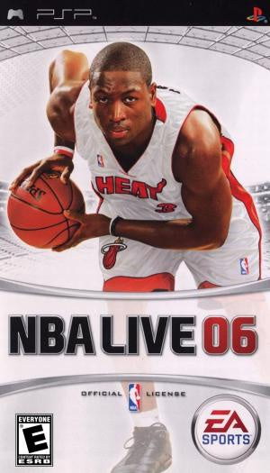NBA Live 2006 - PSP (Pre-owned)