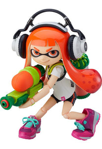 400 Splatoon figma Splatoon Girl