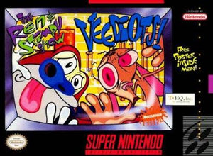 The Ren & Stimpy Show Veediots - SNES (Pre-owned)