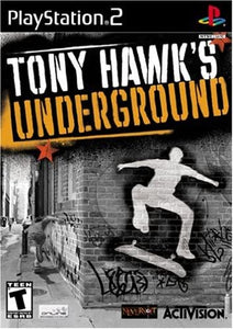 Tony Hawk Underground - PS2 (Pre-owned)