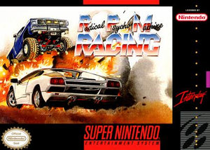 Radical Psycho Machine Racing - SNES (Pre-owned)