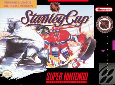 NHL Stanley Cup - SNES (Pre-owned)