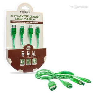 GBC/ GBP/ GB Tomee 2 Player Game Link Cable - GB