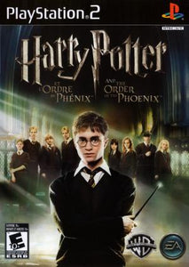 Harry Potter and the Order of the Phoenix - PS2 (Pre-owned)