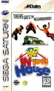 WWF In Your House - Saturn (Pre-owned)