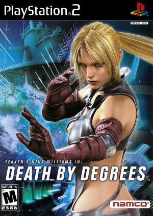 Death by Degrees - PS2 (Pre-owned)