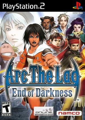 Arc the Lad End of Darkness - PS2 (Pre-owned)