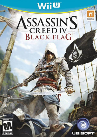 Assassin's Creed IV: Black Flag - Wii U (Pre-owned)