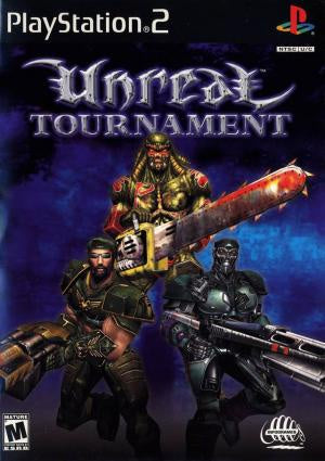 Unreal Tournament - PS2 (Pre-owned)