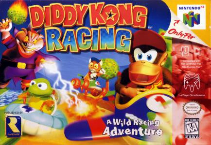 Diddy Kong Racing - N64 (Pre-owned)