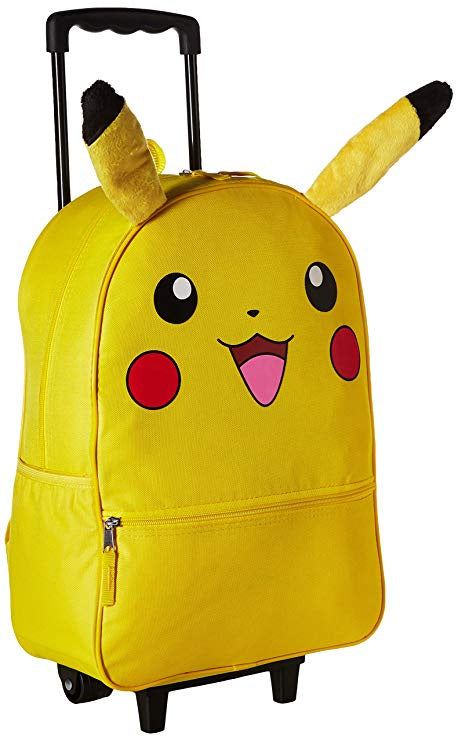 POKEMON ROLLING BACKPACK LARGE