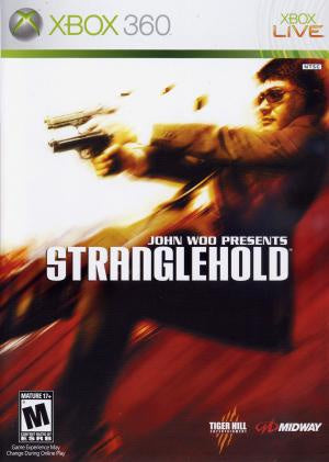 Stranglehold - Xbox 360 (Pre-owned)