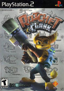 Ratchet and Clank - PS2 (Pre-owned)
