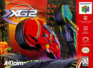 XG2 Extreme-G 2 - N64 (Pre-owned)